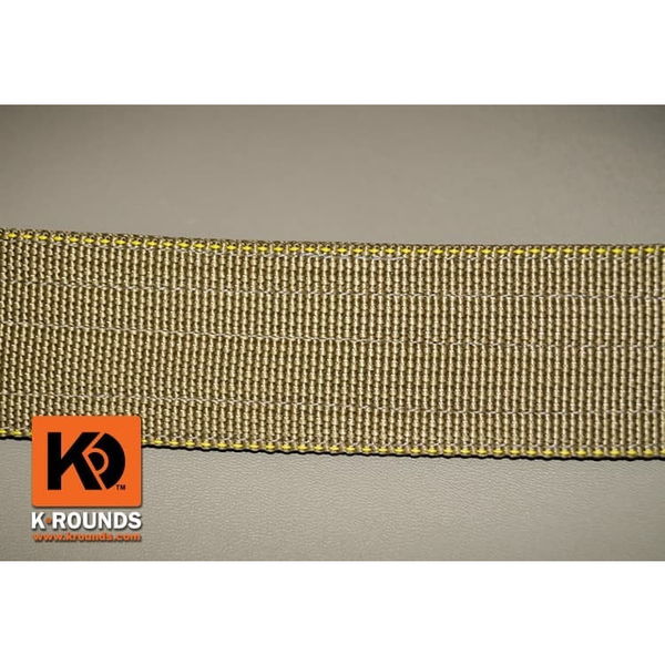 K ROUNDS, LLC Gun Belt Conceal Carry Rigger Gun Belt