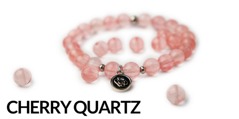 Cherry Quartz Gemstone