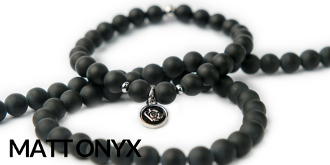 Matt Onyx Gemstone
