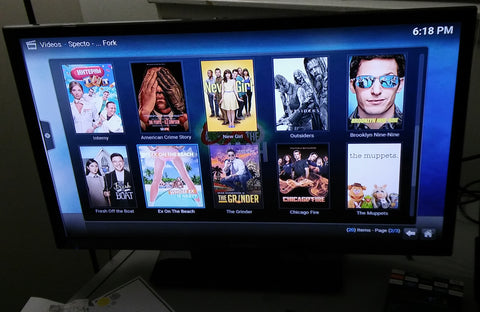 buy a amazon fire tv stick with kodi
