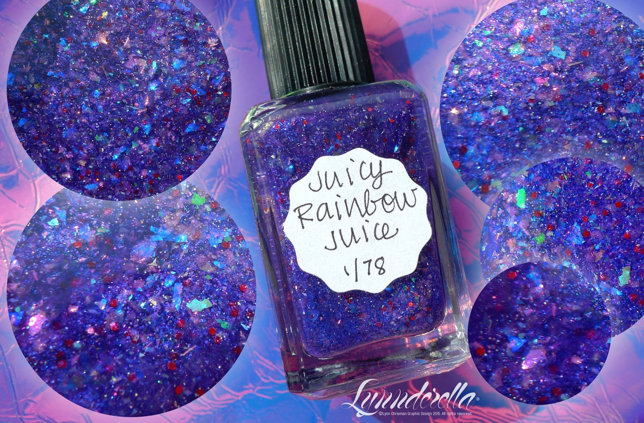 Special Edition—Juicy Rainbow Juice