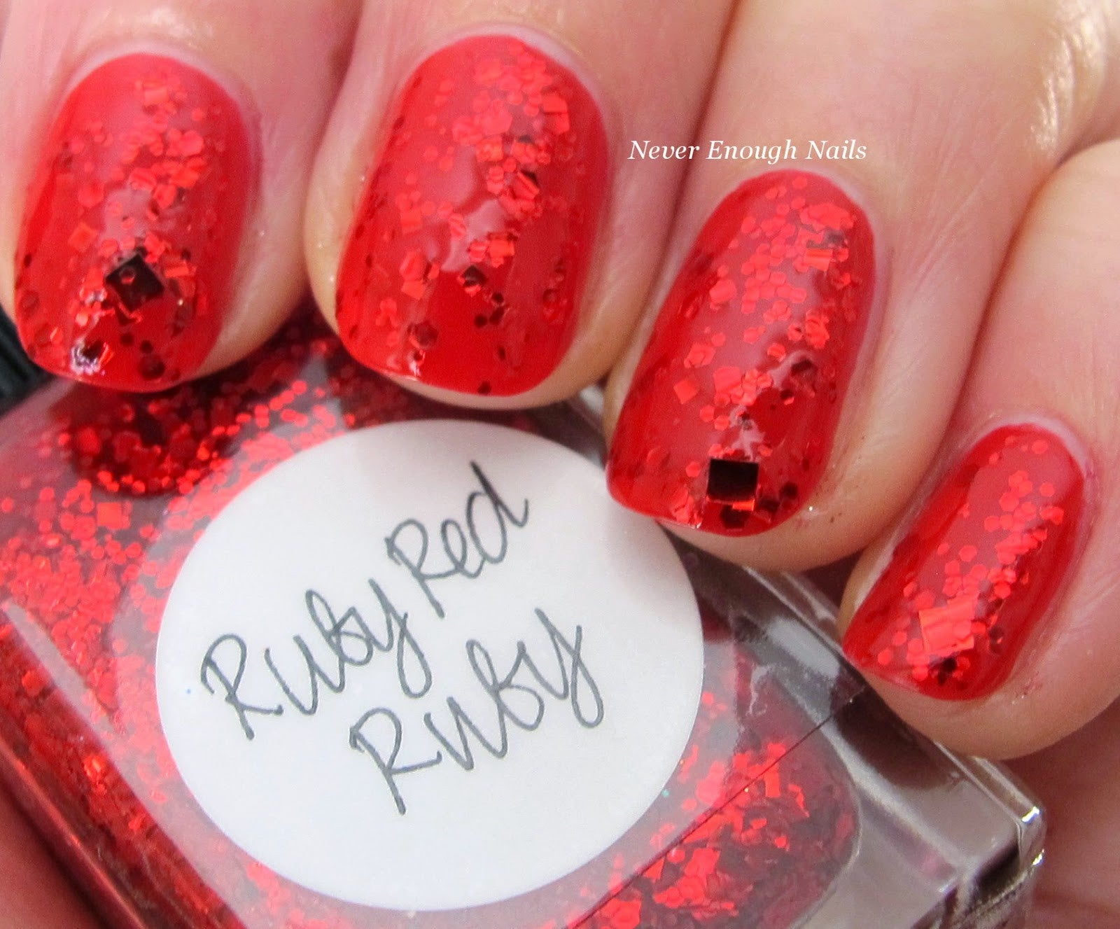 Ruby Red Ruby