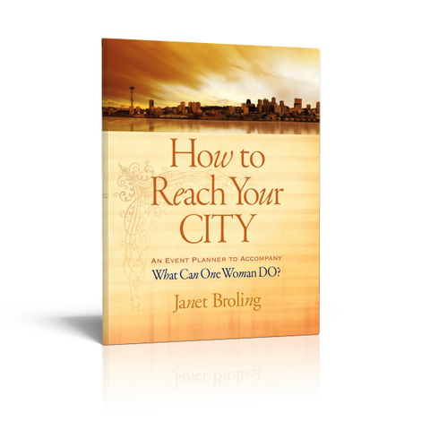 How to Reach Your City  (ebook)