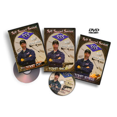 Split Second Survival DVD Combo