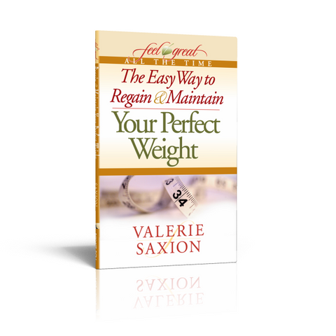 The Easy Way to Regain & Maintain Your Perfect Weight