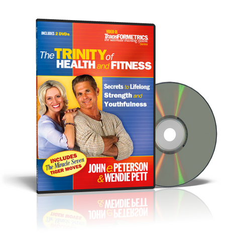 The Trinity of Health and Fitness DVDs