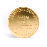 Win Every Battle Shield of Faith Coin