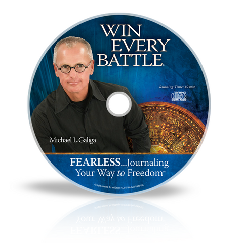 FEARLESS...Journaling Your Way to Freedom CD