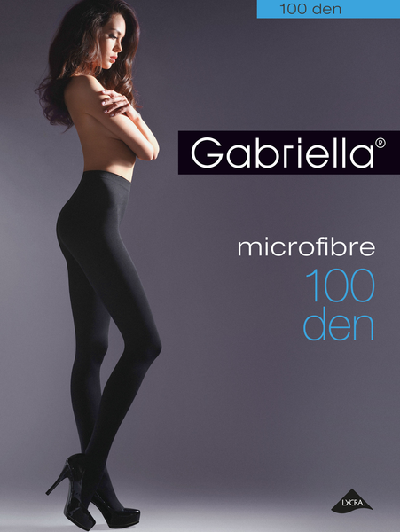 MICROFIBRE 100 DEN opaque tights