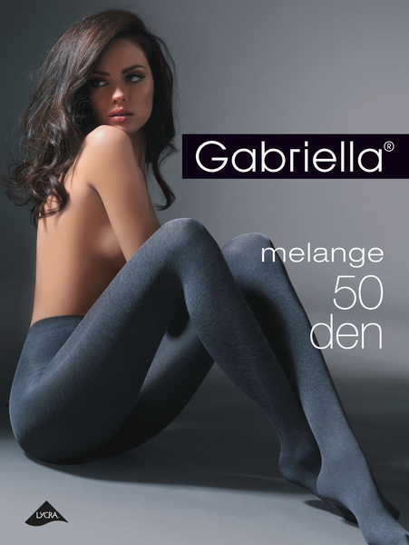 MELANGE 50 DEN opaque tights