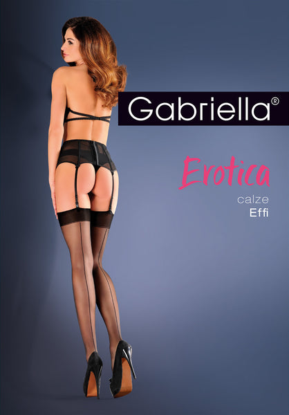 EROTICA CALZE EFFI stockings