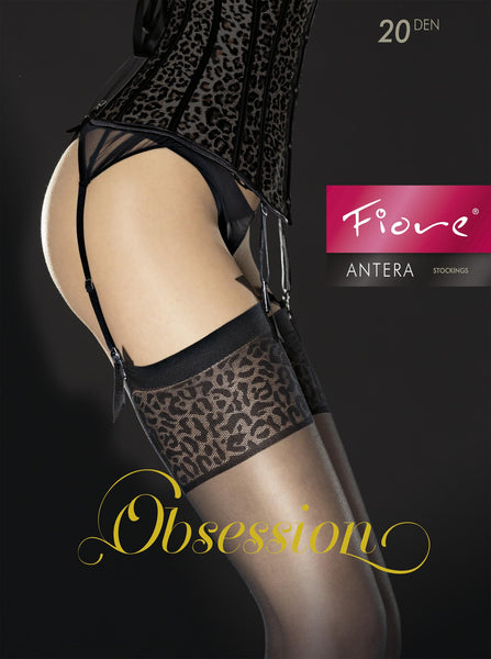 ANTERA 20 DEN sheer stockings