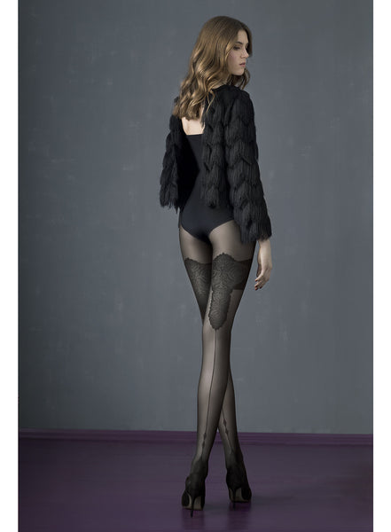 DARK LADY 40 DEN microfibre tights