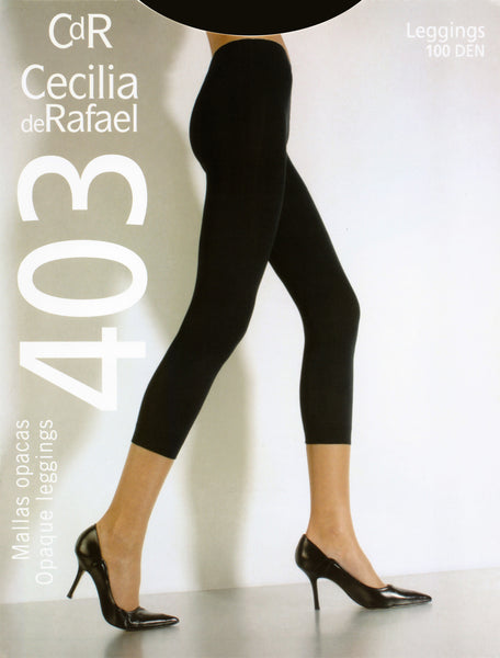 OPAQUE LEGGINGS 100 DEN