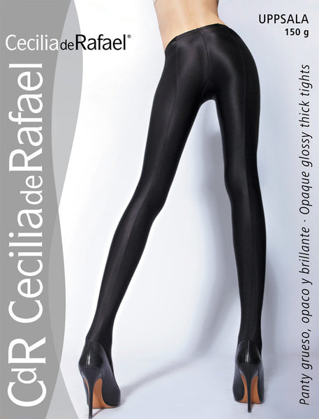UPPSALA wet look tights