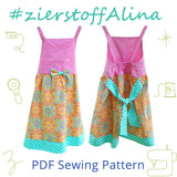 New Pattern: Alina summer dress