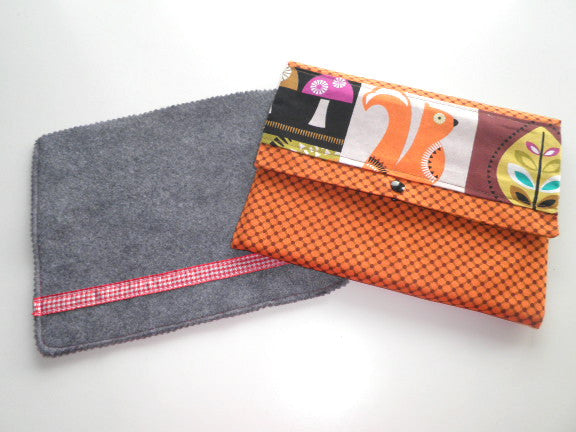 Appleton iPad or tablet cover PDF sewing pattern