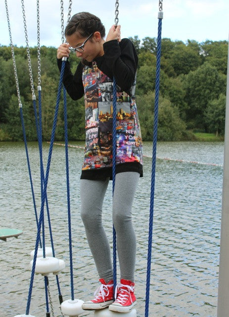 Wiebke leggings PDF sewing pattern