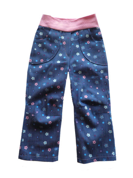 MATTIs trouser pattern, sizes 62-104 / 6 mo. - 4/5 yrs. - different lengths