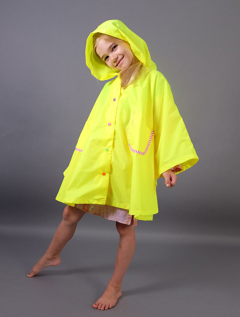 Susanne cape / rain cape PDF sewing pattern