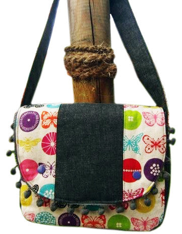 Lotta purse - two sizes PDF sewing pattern