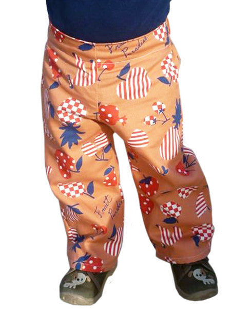 Paul pants PDF sewing pattern