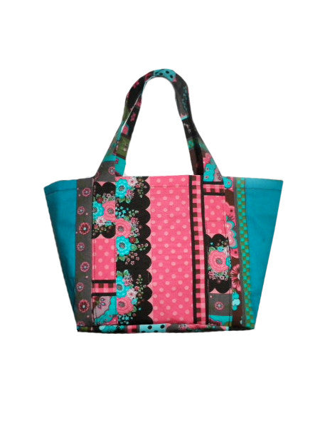 All in tote bag PDF sewing pattern