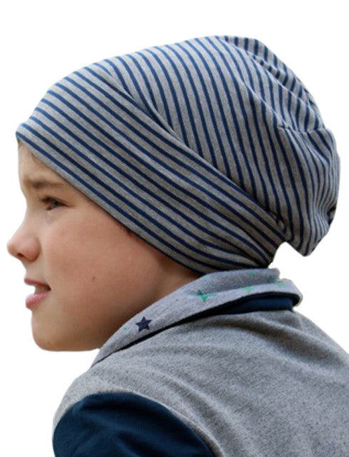 Daniel beanie, four versions PDF sewing pattern