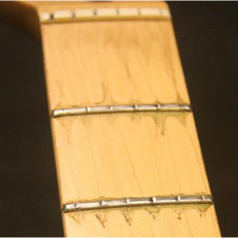Bad Frets?  See Before And After Photos Of Fret Redemption