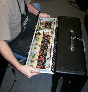 How To Ship Your Tube Amp Chassis For Repairs