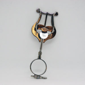 Lyre, Clarinet with Ring