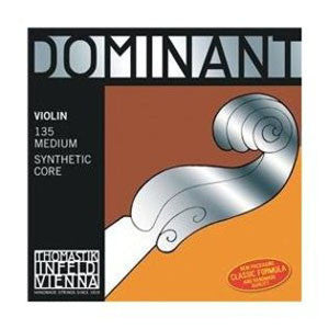 Violin, Dominant Medium 4/4