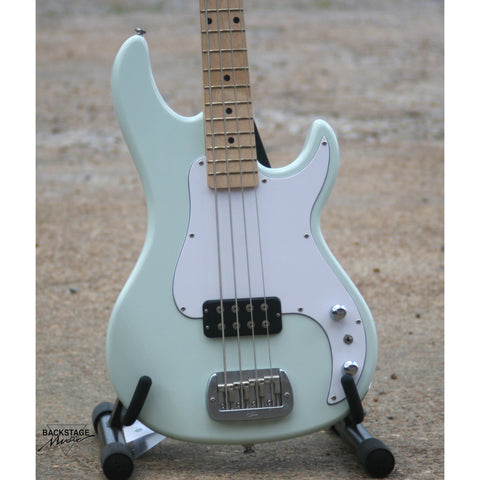 G&L Tribute Kiloton Custom Color 4 String Bass, Mint Green (SN 5460)