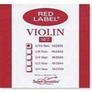 Violin, Red Label  1/16 Set