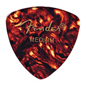 Fender 346 Medium Shell Pick Pack (12 Pack)