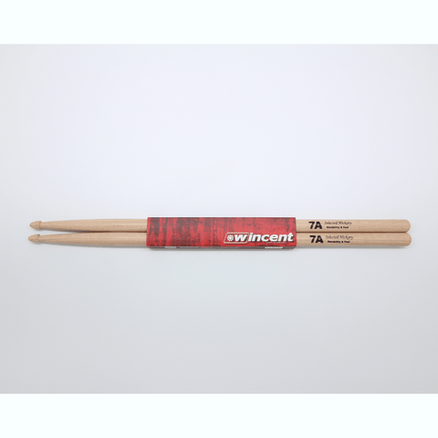 Wincent 7A Hickory Drumsticks