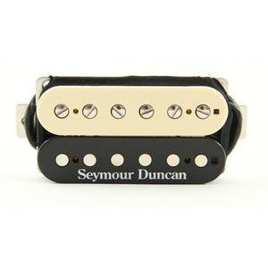Seymour Duncan Pearly Gates Neck Zebra