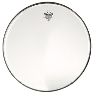 "Remo 12"" Ambassador, Clear Drum Head"