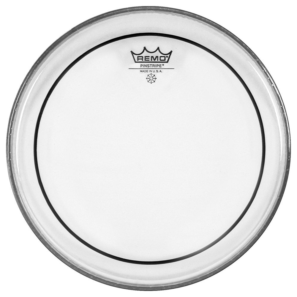 "Remo 26"" Pinstripe, Clear Drum Head"
