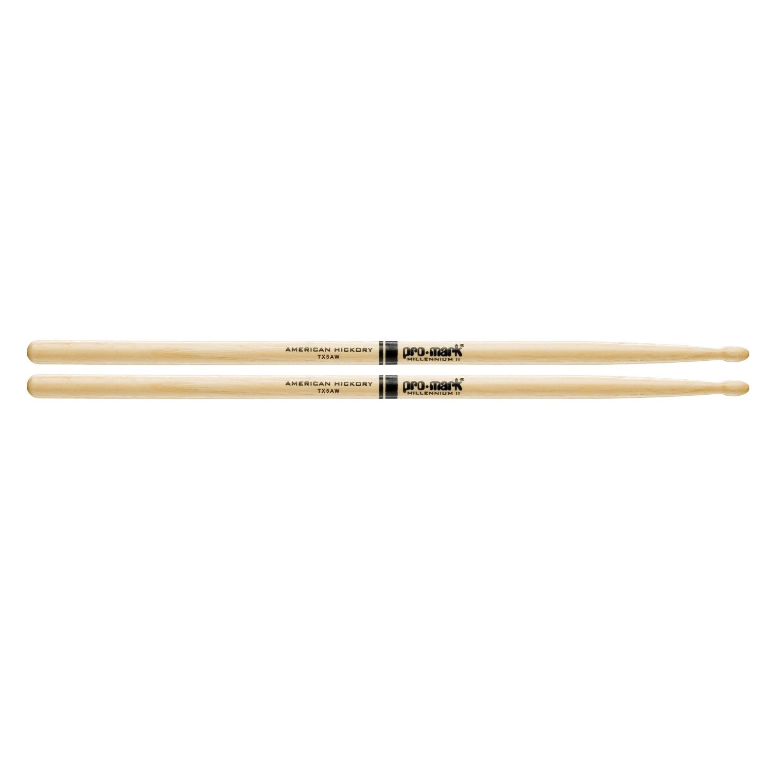 ProMark 5A Wood-Tip Drum Sticks