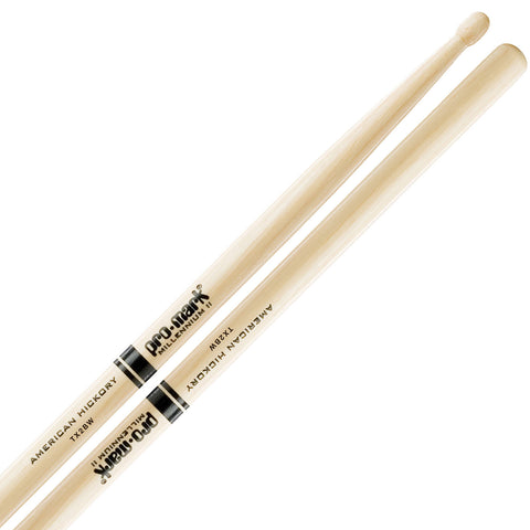ProMark 2B Wood-Tip Drum Sticks