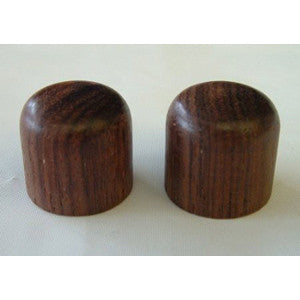 Rosewood Knobs (Pack of 2)