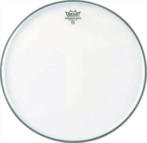 "Remo 10"" Ambassador, Coated Drum Head"