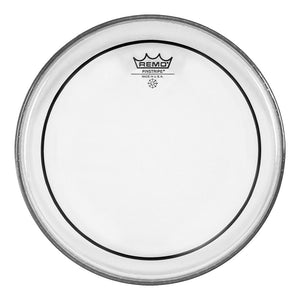 "Remo 20"" Pinstripe, Clear Drum Head"