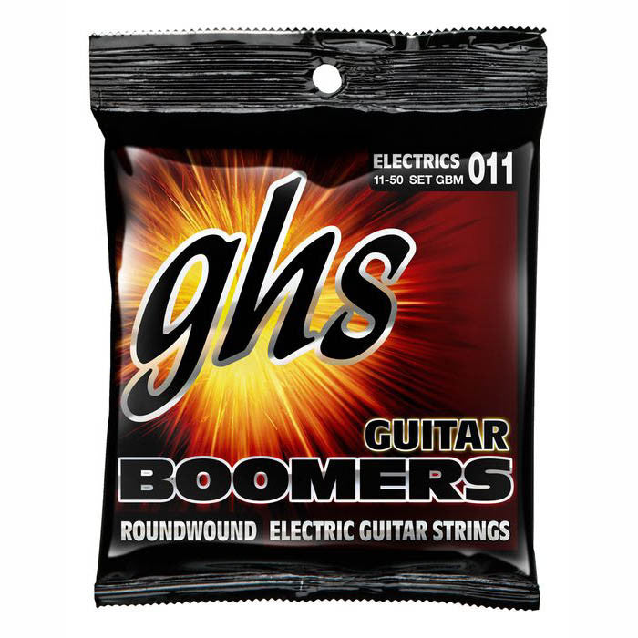 GHS Boomers Medium  Electric Strings  11-50