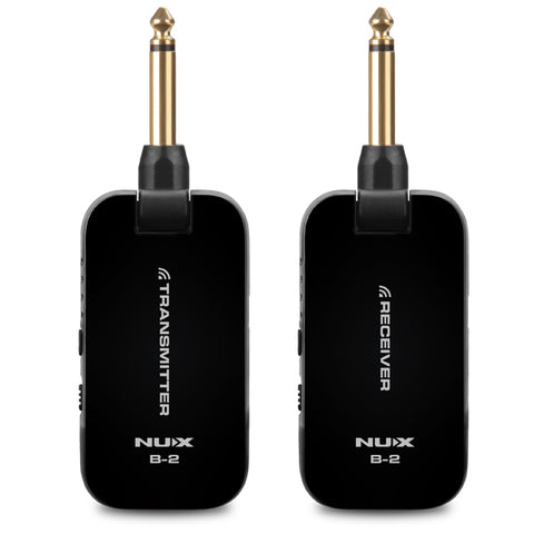 NUX B-2 Wireless Guitar System, Replaces Your Guitar Cable