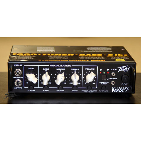 Peavey Mini Max 500 Bass Head