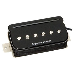 Seymour Duncan P-Rails Humbucker, Bridge, Black