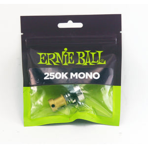 Ernie Ball Full-Size Volume Pedal 250K Mono Control Pot