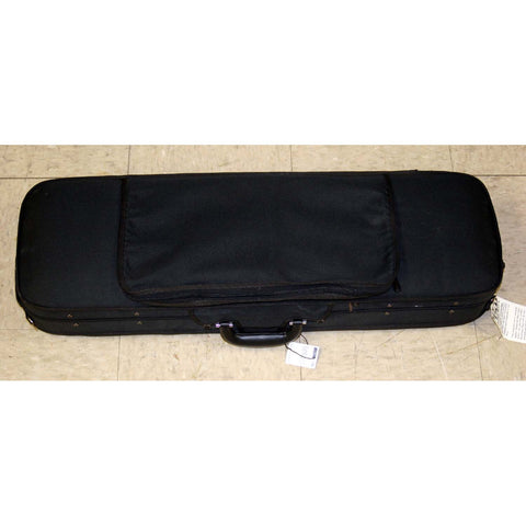 Violin Case, Oblong Cordura 4/4 Size